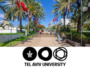 Tel Aviv University with Logo